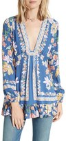 Free People Women's Violet Hill Tunic