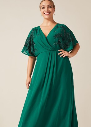 Phase Eight Tabitha Beaded Maxi Dress