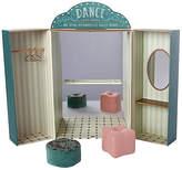Maileg North America Ballet School Toy Set - Green