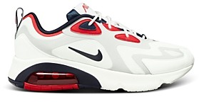 Nike Men's Air Max 200 Lace Up Sneakers