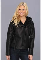 BB Dakota Belmont Jacket (Black) - Apparel