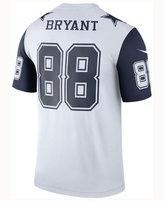 Nike Men's Dez Bryant Dallas Cowboys Legend Color Rush Jersey