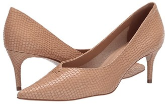 Massimo Matteo Viper Pump (Havana) Women's Shoes