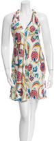 Celine Floral Mini Dress