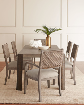 Hooker Furniture Mecate Rectangle Dining Table