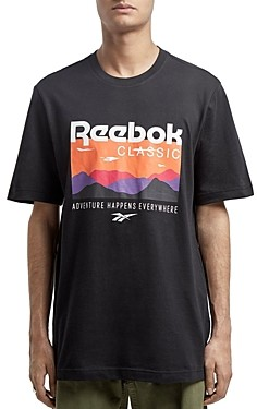 Reebok Trail Graphic Logo Tee