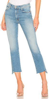 Mother Insider Crop Step Fray. - size 23 (also