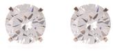 George Cubic Zirconia Stud Earrings