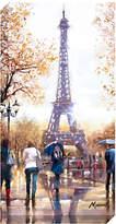 John Lewis Richard Macneil - Eiffel Tower Print on Canvas, 80 x 40cm