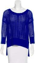 Robert Rodriguez Wool Knit Sweater