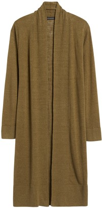 Banana Republic Linen-Blend Duster Cardigan Sweater