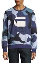 G Star Camouflage Sweatshirt