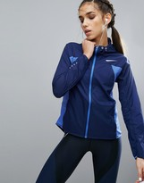 Nike Lightweight Jacket In Blue