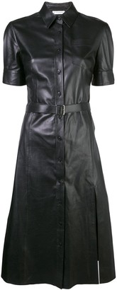 Altuzarra Kieran leather dress