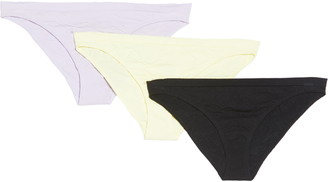 Honeydew Intimates Keagan Assorted 3-Pack Bikinis