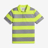 Nike Bold Stripe Big Kids' (Boys') Golf Polo