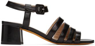 Maryam Nassir Zadeh Black Palma Low Sandals