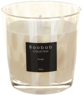 Baobab Collection Pearls Scented Candle - White Pearls - 6.5cm