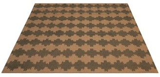 "Waverly Color Motion ""Brushworks"" Brown/Gray Area Rug Rug Size: Rectangle 5' x 7'"
