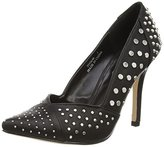 New Look Rivets Studded Point, Women's Closed-Toe Pumps, (01/), (36 EU)
