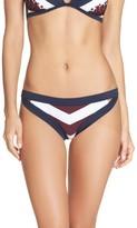 Ted Baker Women's Rowing Stripe Bikini Bottoms