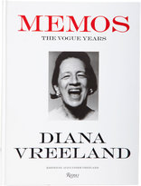Rizzoli Diana Vreeland Memos: The Vogue Years