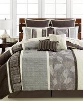 Sunham Clarkson 10-Pc. Queen Comforter Set