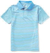 Class Club Big Boys 8-20 Striped Short-Sleeve Polo