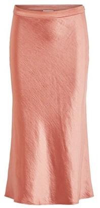 Dorothy Perkins Womens Vila Pink Julie Skirt, Pink
