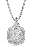 David Yurman Albion Pendant with Diamonds