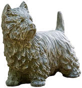 Campania International Westie Statue - Alpine Stone