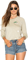 Sundry Patch Sweatshirt