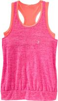 Old Navy Girls Active Bubble Tanks