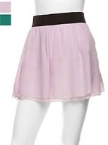 Chiffon Flirt Skirt