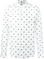 Paul Smith hearts print shirt