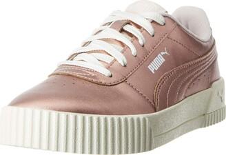 Puma Women's Carina Metallic Sneakers