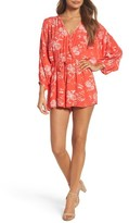 Knot Sisters Women's Coco Romper