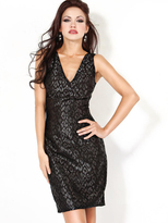 Jovani Sleeveless Cocktail Dress with Three Quarter Sleeve Jacket 5540