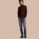 Burberry Skinny Fit Japanese Selvedge Denim Jeans