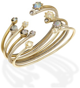 Kendra Scott Mixed Metal Cuff