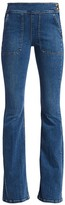 Frame Le Francoise High-Rise Flare Jeans