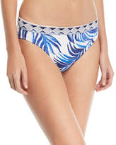 Tommy Bahama Banded Hipster Printed Swim Bottoms