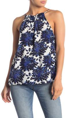 Splendid Floral Swing Tank Top