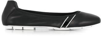 Hogan H511 flat ballerina pumps
