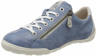 Mustang Women's 1314-304-8 Trainers (Blau 8) 5 UK/38 EU