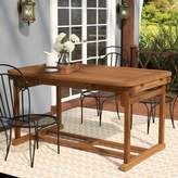 Darby Home Co Widmer Extendable Dining Table