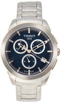 Tissot T069417 Silver-Tone & Navy Watch