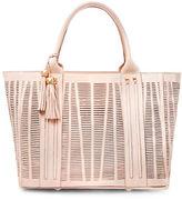 Brian Atwood Aindi Leather Tote Bag