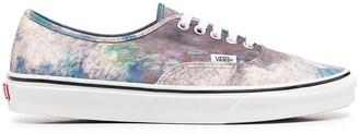 Vans x MoMa Authentic Claude Monet sneakers