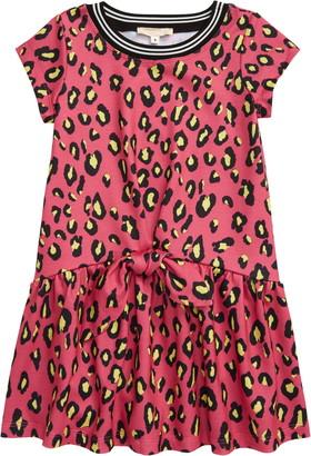 Truly Me Leopard Print Dress